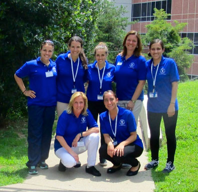 This summer, several occupational therapy (OT) students brought their skills to Western Kentucky's Appalachian Mountains.