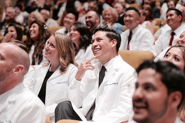 Physician Assistant Manhattan, Class of 2018 White Coat Ceremony