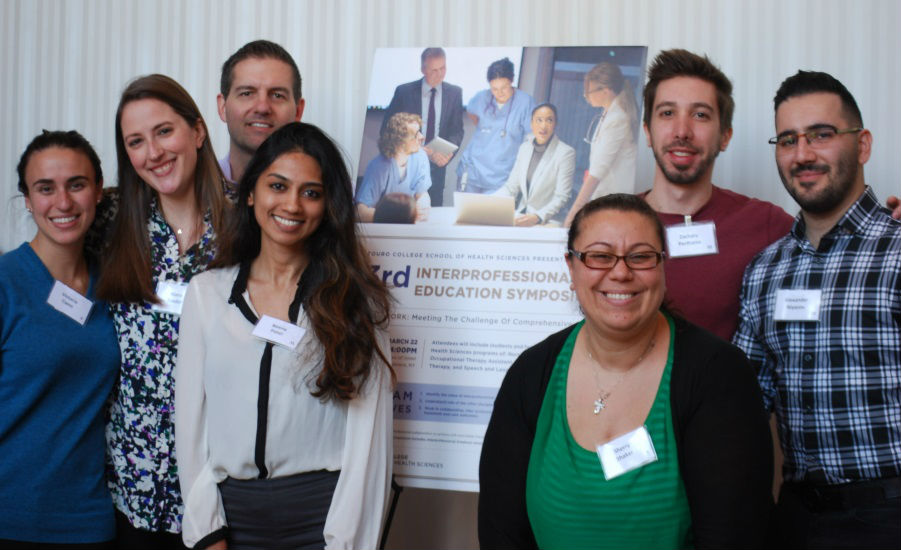 Touro College School of Health Sciences Interprofessional Symposium