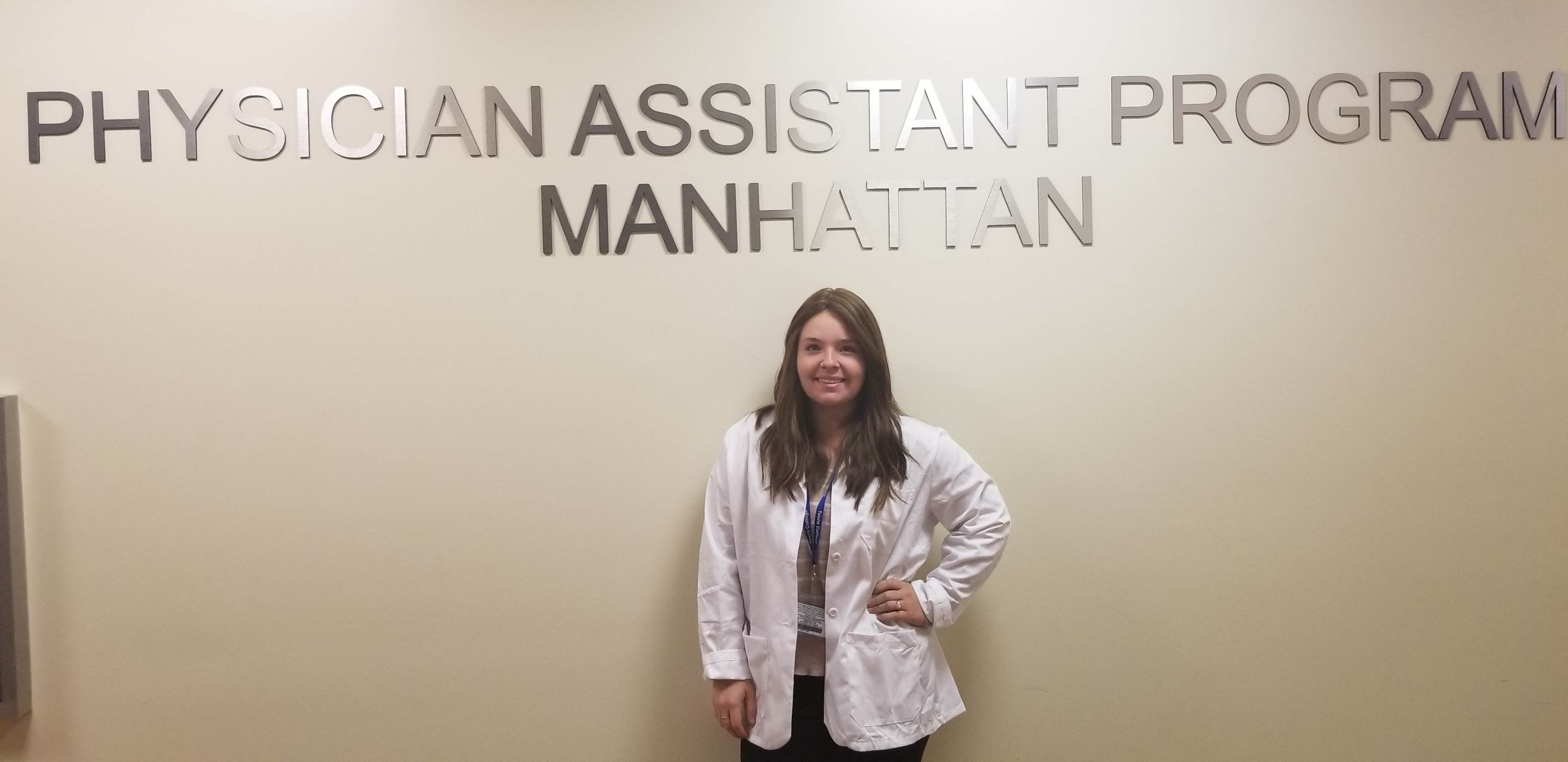 Bracha Buff, a Physician Assistant Student at Touro College\'s School of Health Sciences