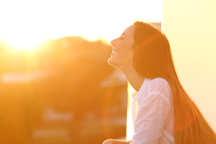 Sunshine and daylight are critical to well-being